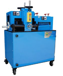 Dia. 2 ~ 100mm Cable Stripper Machine (3kW/415V, /50Hz) pictures & photos