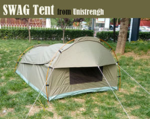 ODM/OEM 120cm Greem Dome Tent /Double Swag Tent pictures & photos