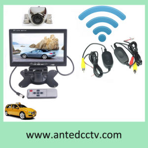 Car Backup Camera with Monitor Wireless Kit pictures & photos