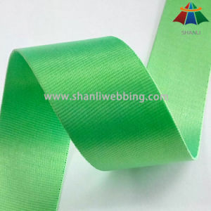 1-1/2 Inch Fine Lines Fluorescent Ribbon, Fluorescent Nylon Webbing pictures & photos