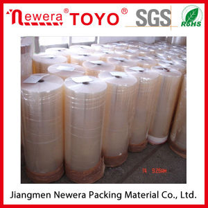 4000m 1280mm BOPP Film Acrylic Adhesive Jumbo Roll pictures & photos