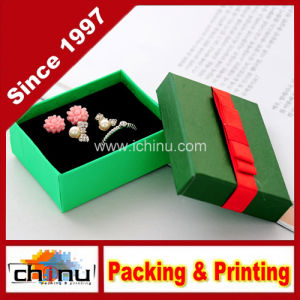 OEM Customized Paper Gift Jewelry Box (1460) pictures & photos