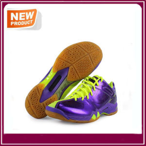Wholesale Athletic Badminton Shoes Sport Shoes pictures & photos