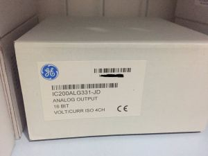 Ge PLC IC200alg331 pictures & photos