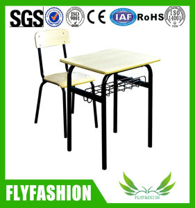 Durable and Fastness School Furniture Desk Chair, Used Student Furniture Set, Kitchen Furniture Set (SF-50) pictures & photos