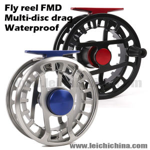 Mulit-Disc Waterproof Drag Fishing Fly Reel pictures & photos