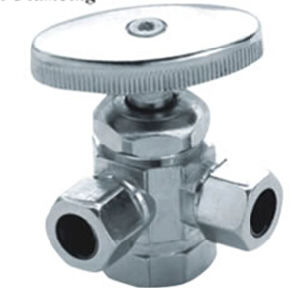 Brass Angle Valves for South American pictures & photos