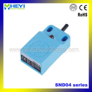 Hot Sale (SND04 Series) Square Type Proximity Sensor Switch with CE pictures & photos