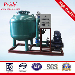 Carbon Steel 304ss 316L Rapid Pool Sand Filter Tank pictures & photos
