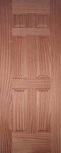 Teak Veneer Door Skin with Various Style pictures & photos
