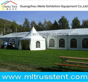 Aluminum PVC Outdoor Luxury Wedding Pagoda Tent pictures & photos
