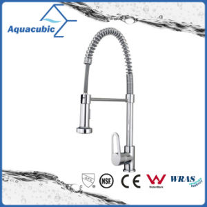 Hot Sale Spray Head Single Handle Kitchen Sink Faucet pictures & photos
