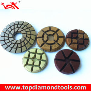 Floor Polishing Pads for Walk-Behind Floor Polishing Machine pictures & photos