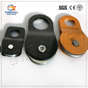 Colorful Wire Rope Cable Winch Pulley Block Snatch Block pictures & photos