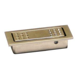 Copper Alloy Password Lock Frame pictures & photos
