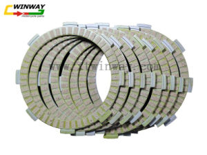 Ww-5308 Low Wear Cg125 Motorcycle Clutch Friction Plates pictures & photos