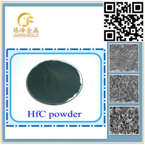 Metallic Hafnium Carbide Powder for Minerals & Metallurgy Hfc Carbide CAS No. 12069-85-1carbide Hafnium Carbide Powder pictures & photos