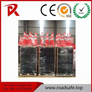 Multicolor Traffic Road PVC Safety Cones with Base pictures & photos
