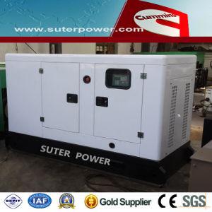 Cummins Silent 100kVA/80kw Diesel Generator with CE