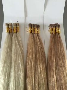 Indian Remy Human Keratin U Tip Human Hair