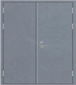 Steel Fire Door/Fireproofing Steel Door//Fireproof Door/Top Quality Simple Design pictures & photos