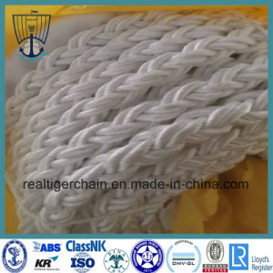 8-Strand Fiber Ropes Polypropylene, Polyester Mixed Rope pictures & photos
