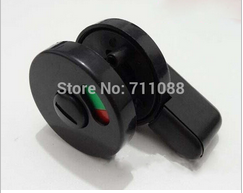 Nylon Plastic PVC Bulkhead Door Lock Instructions Public Restroom Accessories pictures & photos