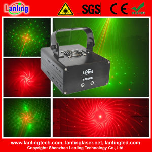 Hot-Selling Rg 150MW Twinkling Laser Lighting with 8 Gobos pictures & photos