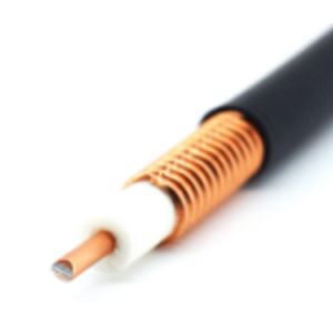 "Hcaayz-50-9 / RF50z-9 1/2""Superflexible RF Coaxial Cable pictures & photos"