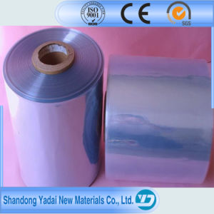 PVC Plastic Packaging Film Shrink Film for Packing pictures & photos