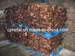 Copper Scraps with 99.95% Purity