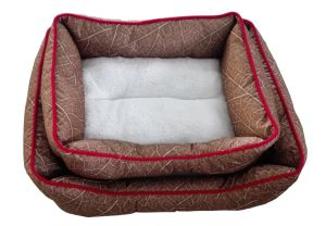 High Quaulity and Comfort Coral Velvet Dog Beds (WY161038A/B) pictures & photos
