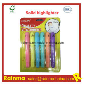 New Promotional Solid Highlight Pen pictures & photos