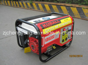 2kw Kubbal Gasoline Generator (KB5000) pictures & photos