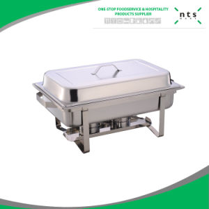 Chafing Dish Soup Kettle with Legs, Restaurant Catering Food Warmer, pictures & photos