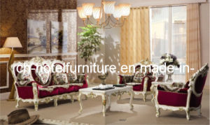 Luxury Hotel Sofa/Luxury Hotel Sitting Room Sofa/ European Style Sofa (GLS-130) pictures & photos