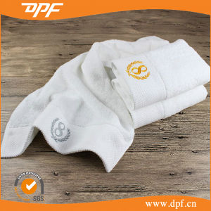 Hotel Towel with Embroidery (DPF060954) pictures & photos