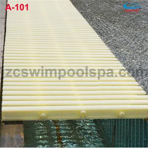 Swimming Pool Overflow Grating Three Pins