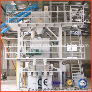 Tower Type Dry Mortar Mixing Plant pictures & photos