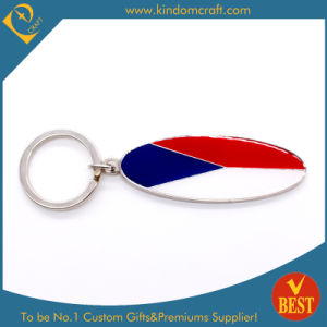 Custom Wow Metal Keychain for Promotion Gifts (KD0742) pictures & photos