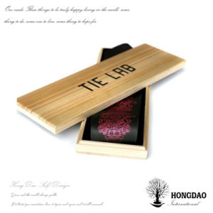 Hongdao Unfinished Wood Box Hinged_I pictures & photos