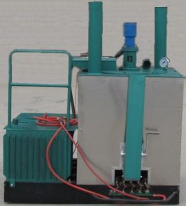Single-Cylinder Thermoplastic Paint Melter of Manufactory