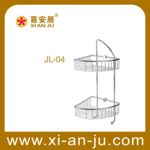 High Quality Single Layer Basket for Bathroom/Living Room (JL-04)