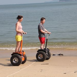 Air Wheel Scooter Wind-Rover V4+ off Road Electrical Scooter pictures & photos