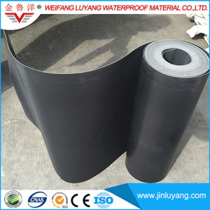 China Supply EPDM Rubber Waterproof Membrane for Fish Pond Liner pictures & photos
