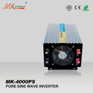 off Grid 4000W 12V 220V Pure Sine Wave Inverter with CE RoHS Approved