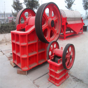Equal Product Granularity Laboratory Jaw Crusher of Crushing Machinery pictures & photos