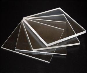 2mm Clear Cast Plexiglass Sheet pictures & photos