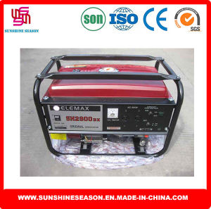 Elemax (SH2900DX) Gasoline Generator 2kw Manual Start for Power Supply pictures & photos