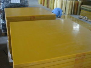 1-15mm X 1m X 4m, 20-80mm X 1m X 2m Polyurethane Sheet, PU Sheet with 75-95shore a pictures & photos